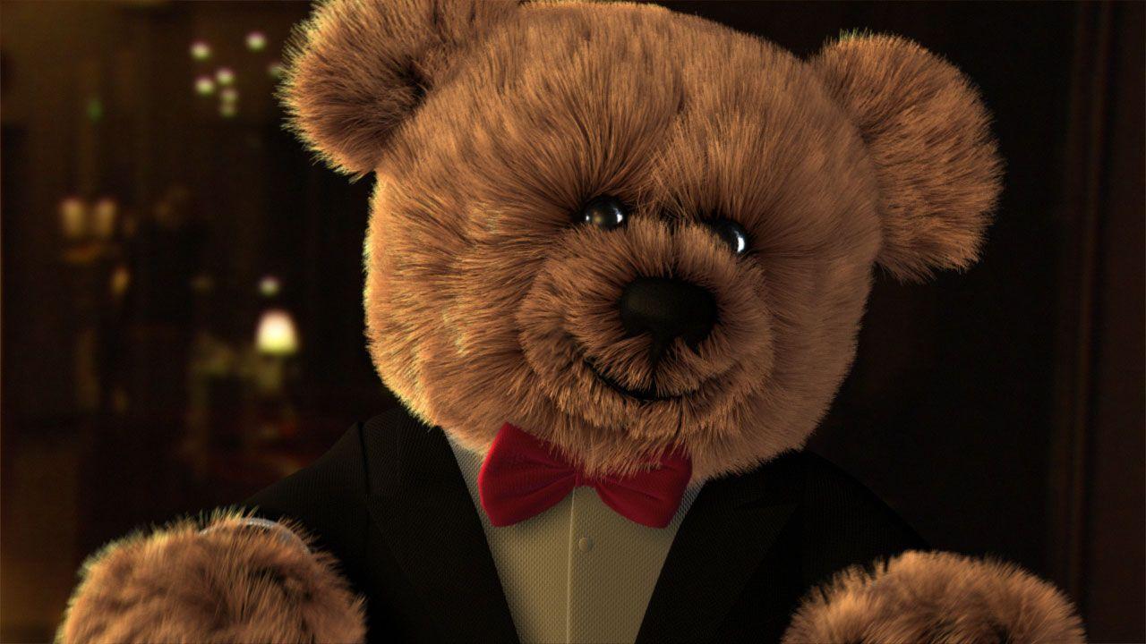 3d-teddy