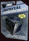 3dtotal award