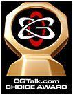 CGC hoiceTrophy award