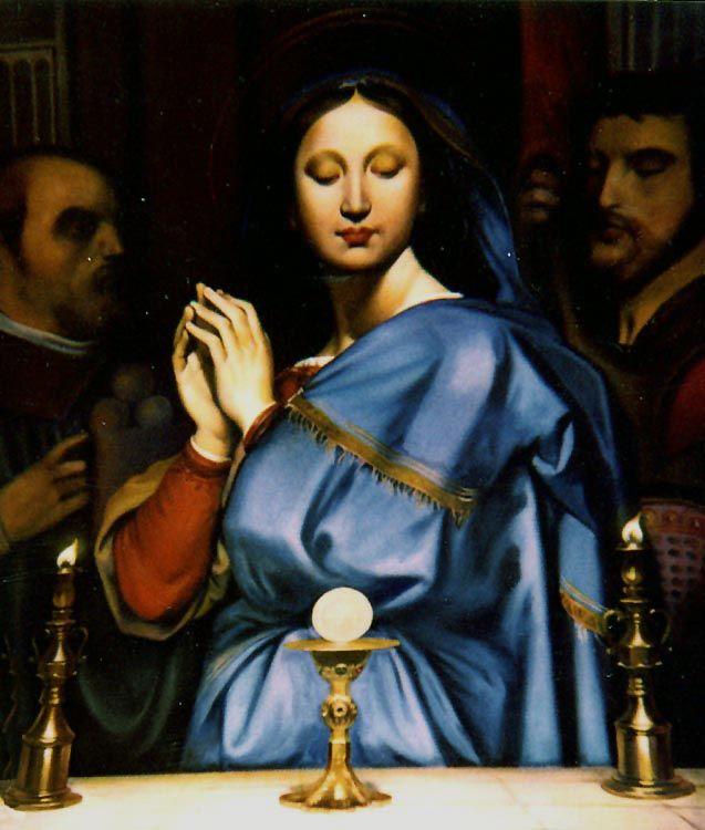 Madonna oil