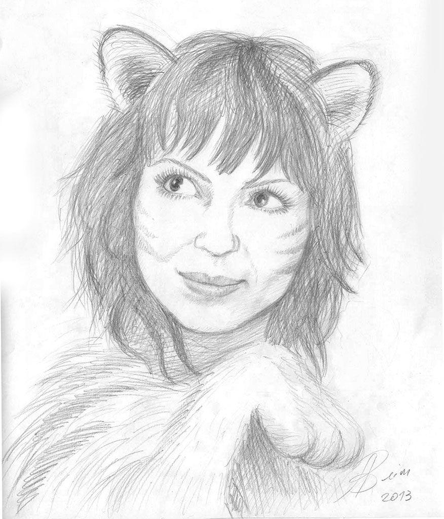 alona drawing