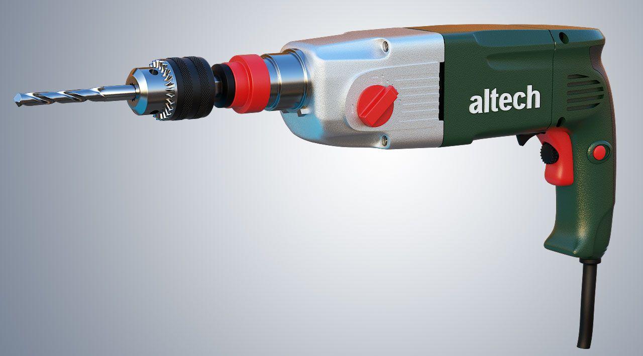 """altech Altech - """"3D Model"""""""