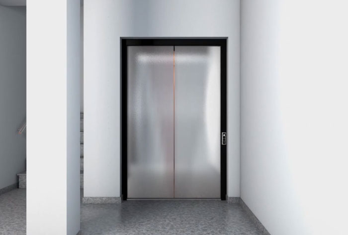"""Elevator"" 3D visualization"