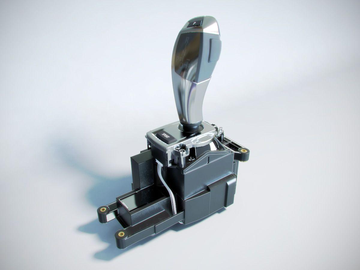 """gangschaltung_3d Industriedesign - """"ALBIS"""" 3D Animation"""