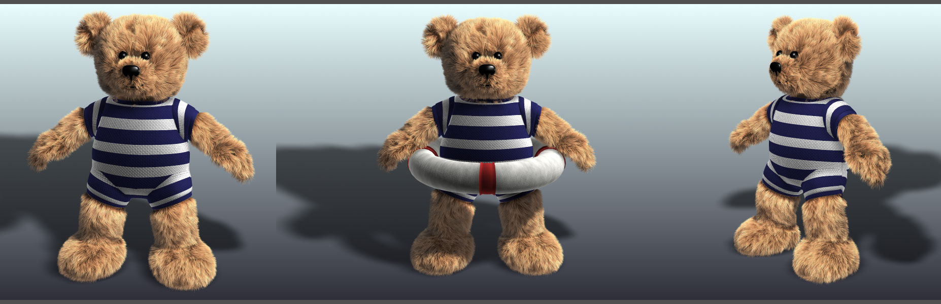 teddy-badeanzug