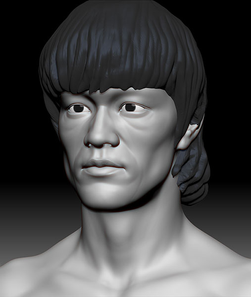 bruce-lee-3d-character-basic-model-02