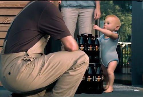 karamalz werbung 3d baby