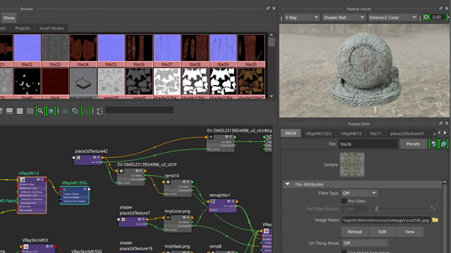 animation_rendering_01 3D Animation und 3D Computeranimation