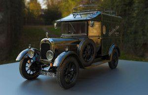 "car-3d-model-300x193 Oldtimer 3D Auto Modell ""ENGELCAR"""