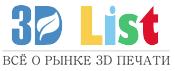3DList Logo