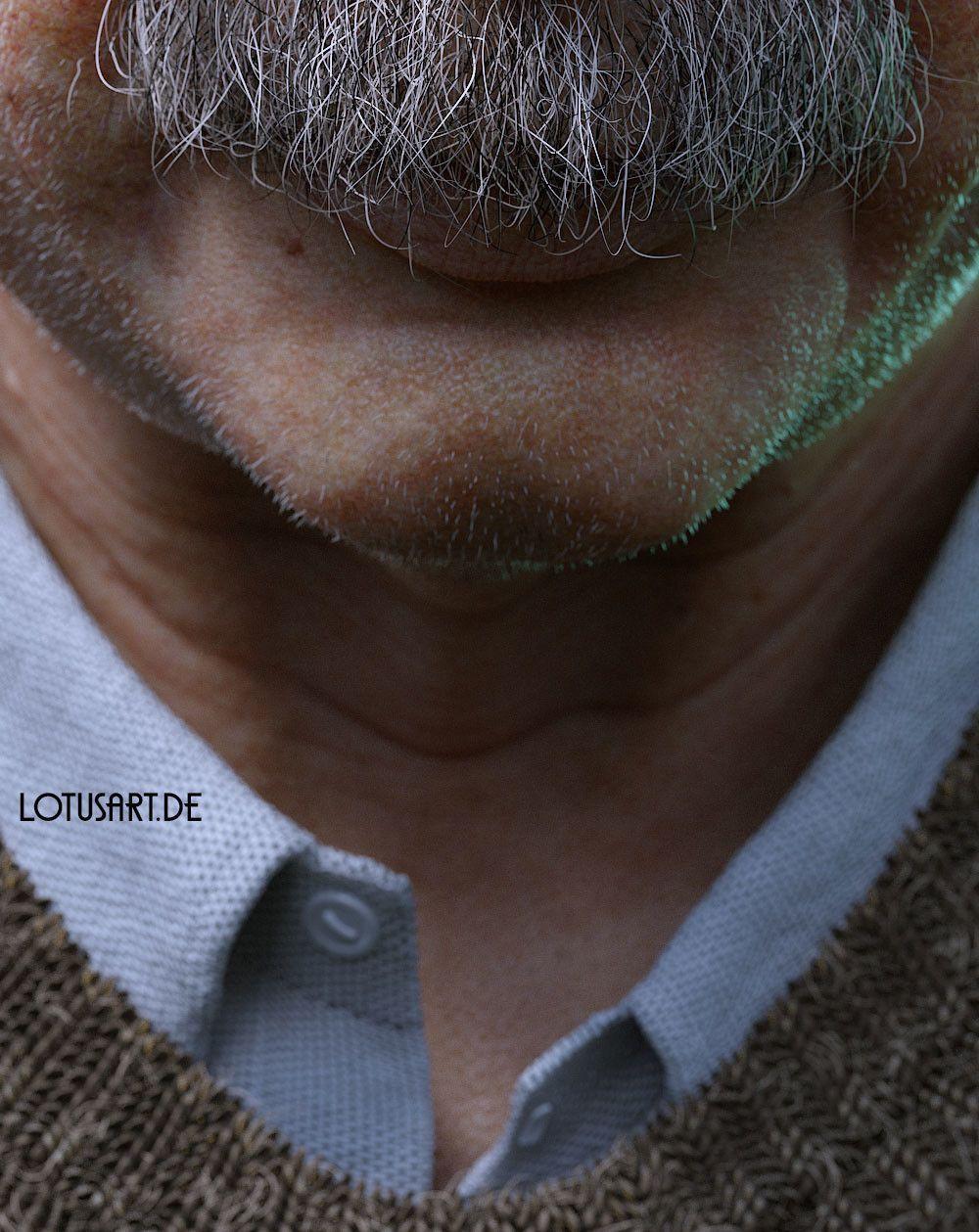 alexander-beim-alberteinstein-lotusart-alexanderbeim-04 Albert Einstein 3D Porträt für ein Hologram