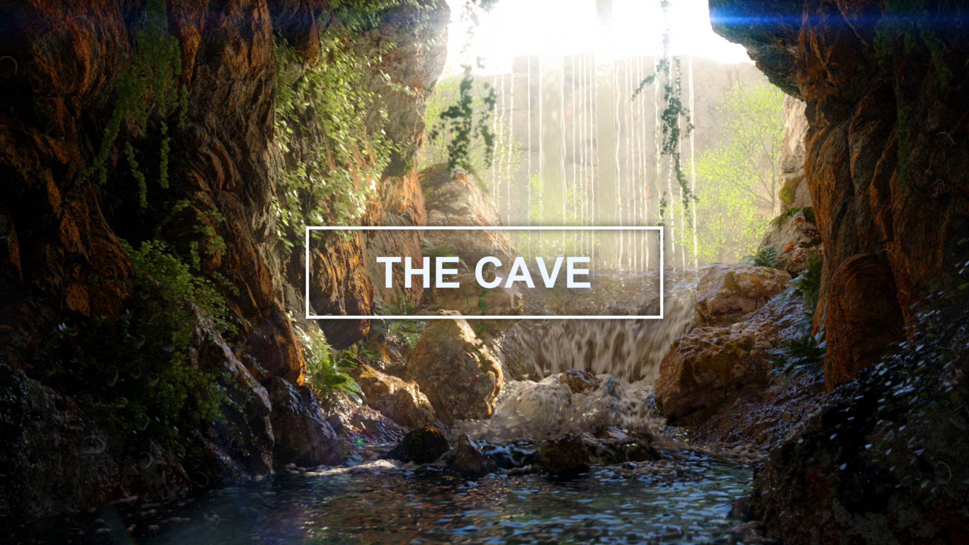 the_cave_bifrost_redshift_maya_nature_rednering_3d 3D Animation und 3D Computeranimation