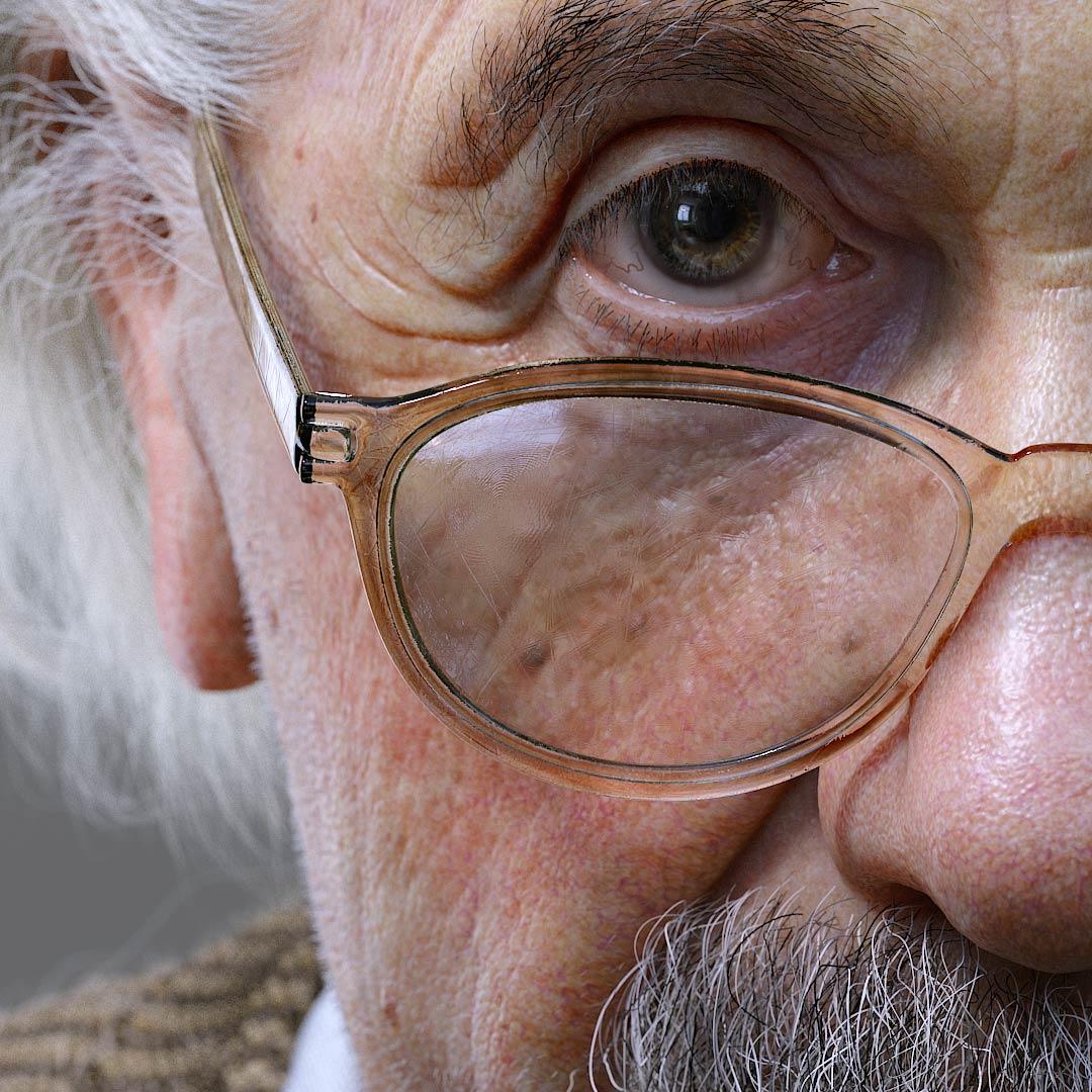 albert_einstein_3d_portrait_hyper_realistic_high_end_character_details_01 3D Character