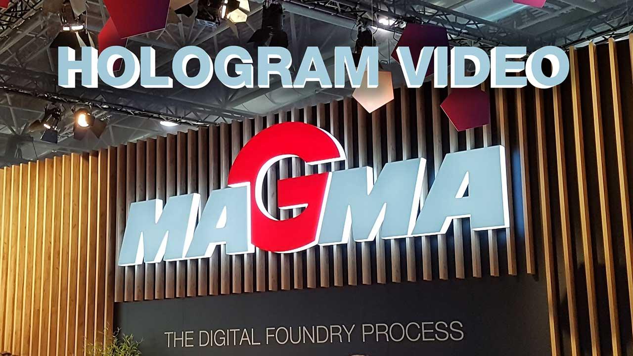 Main_Show_for_MAGMASOFT_messevideo_LotusArtde Video für die Messepräsentation der firma MAGMASOFT